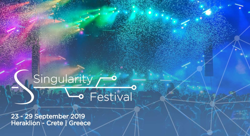 Singularity Festival supported by Bizrupt